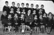 1962 Scuola elementare in Rabatana con a maestra Mastrangelo