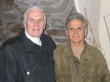 Silvio Garattini con Antonio Popia