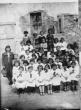 I elementare con maestra Telesca alla scuola del municipio, 1941