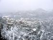 Tursi ricoperta di neve 2