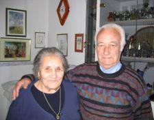 Angelo Ligorio e Filomena Gentile